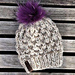 Aurora Knit Hat pattern