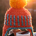 Show your Stripes Beanie pattern