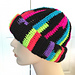 EASY Messy Bun Ponytail Hat pattern