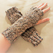 Rustic Fingerless Mitts pattern