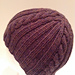 Ribs 'n Cables Beanie pattern
