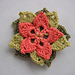 Flower Brooch pattern