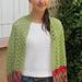 Organic Stole pattern