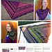 Hue and Value Shawl pattern