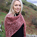 Halo Shawl pattern