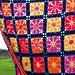 Carousel Blanket pattern