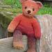 Teddy Bear Vera pattern