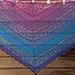 Moanne Shawl pattern