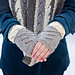 Every Which Way Fingerless Mitts pattern