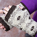 Frost Boils Fingerless Mitts pattern