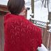 Cartouche Shawl pattern