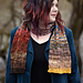 Counterpoise Scarf pattern