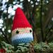 Gnome amigurumi pattern