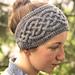 Celtic Roots Headband pattern