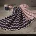 Boho Baby Blanket pattern