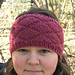 Glenpool Headband pattern