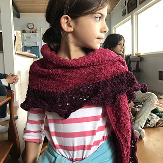 This shawl is her namesake.