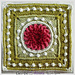 Cheerful Echinacea pattern