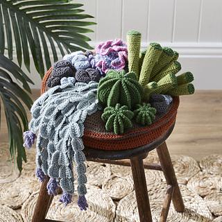 Ravelry Cactus Garden Pattern By Artefacts Crochet Design