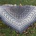Wavesong Shawl pattern