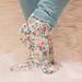 Caribbean Socks pattern