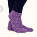 Lilac Socks pattern