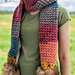 Meadow Scarf pattern