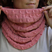 Cherry Blossoms Cowl pattern