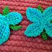 Troll Flowers pattern