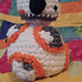 Mini BB8: amigurumi pattern