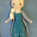 Elsa - Crocheted Doll pattern