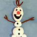 Snap-Apart Olaf pattern