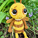 BeeAnka Honey the Queen Bee pattern