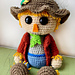 Bolger the Scarecrow pattern