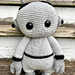 Renchie RAM the Robot pattern
