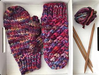 Knitted in Malabrigo Rasta by @yarn_it_all