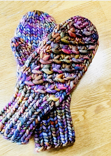 Knitted in Malabrigo Rasta by @twentypawsknitting