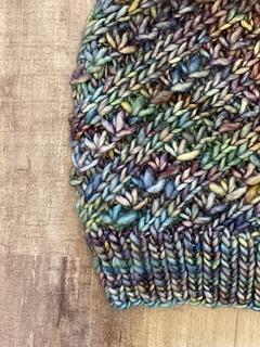 Knitted in Malabrigo Mecha