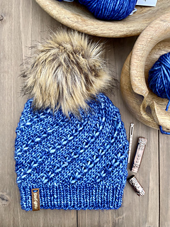 Knitted in Malabrigo Mecha by @southpawwoolery