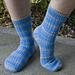 Brenda's Basic Toe Up Sock pattern