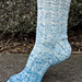 Icicle Sock pattern