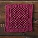 Loganberry Dishcloth pattern