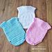 Milan Baby Romper pattern