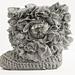 Ruffle Baby Boots pattern