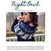 Night Owl Sweater pattern