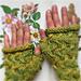 Willow Fingerless Mitts pattern