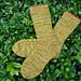 #253 Anne Simply Textured Socks pattern