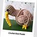 Kiwi Puzzle pattern