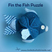 Fin Fish Puzzle pattern