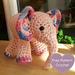 Meimei Baby Elephant pattern